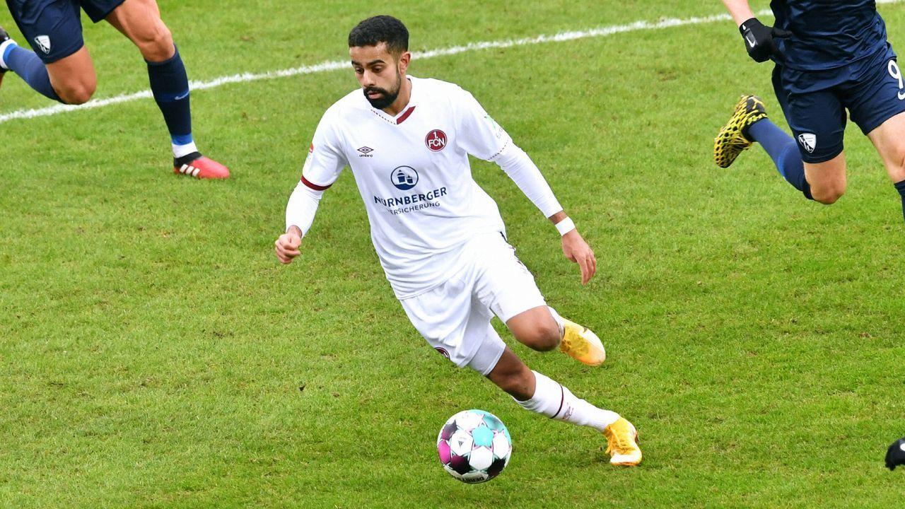 Sarpreet Singh (1. FC Nürnberg) - Bildquelle: Imago