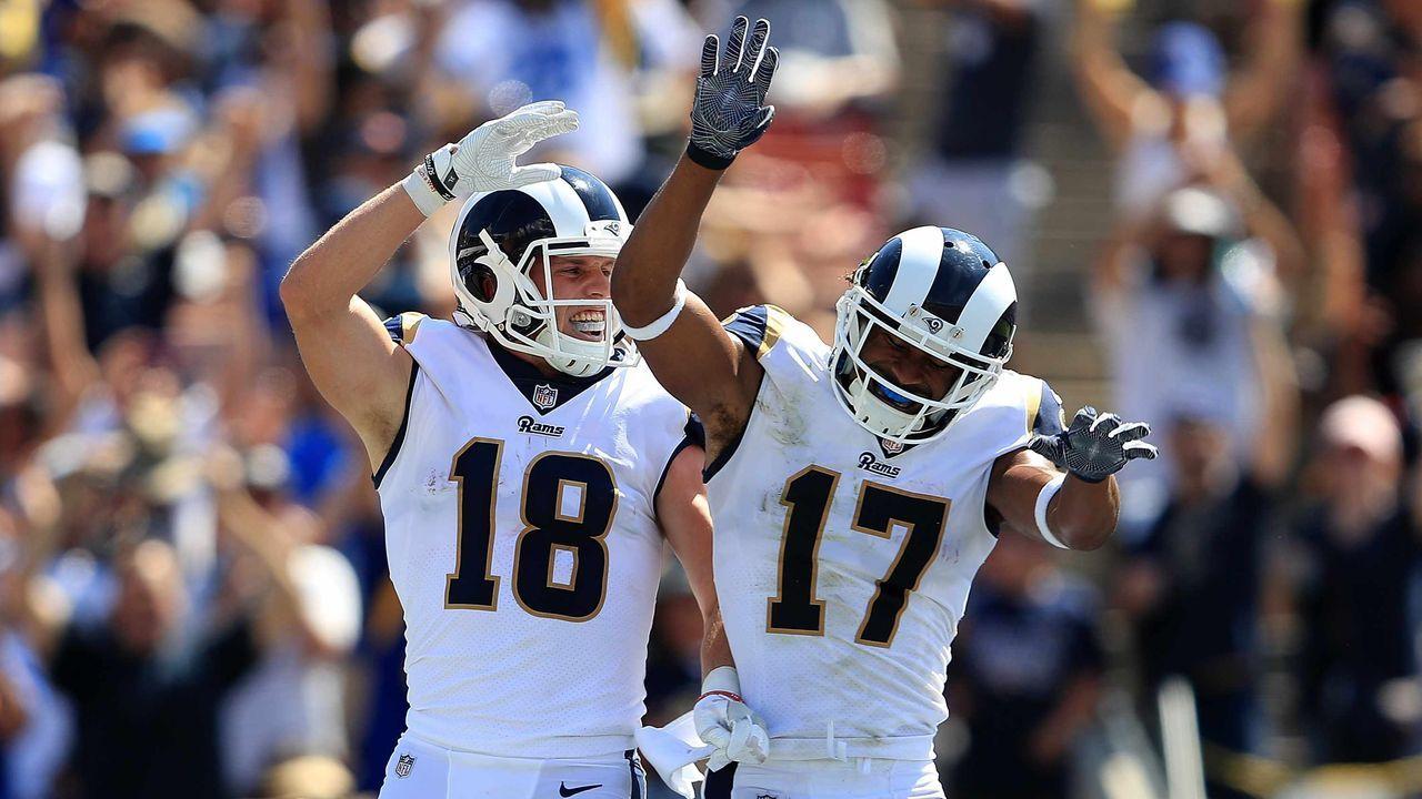 Platz 8: Los Angeles Rams - Bildquelle: getty