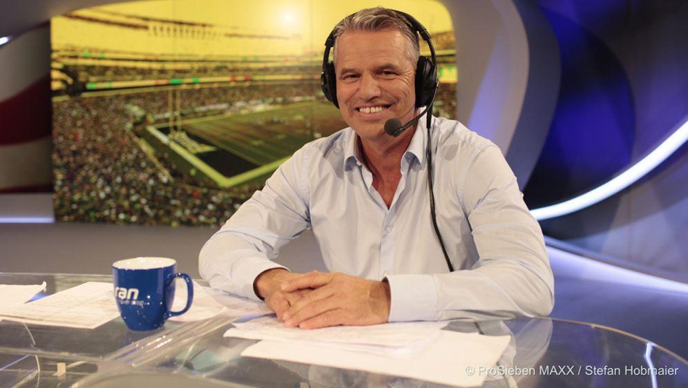Jan Stecker gibt seine Prognose für die NFL-Saison 2017 ab - Bildquelle: ProSieben MAXX / Stefan Hobmaier