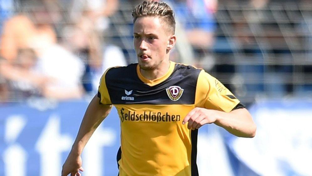 Jannik Müller verlängert bei Zweitligist Dynamo Dresden - Bildquelle: PIXATHLONPIXATHLONSID