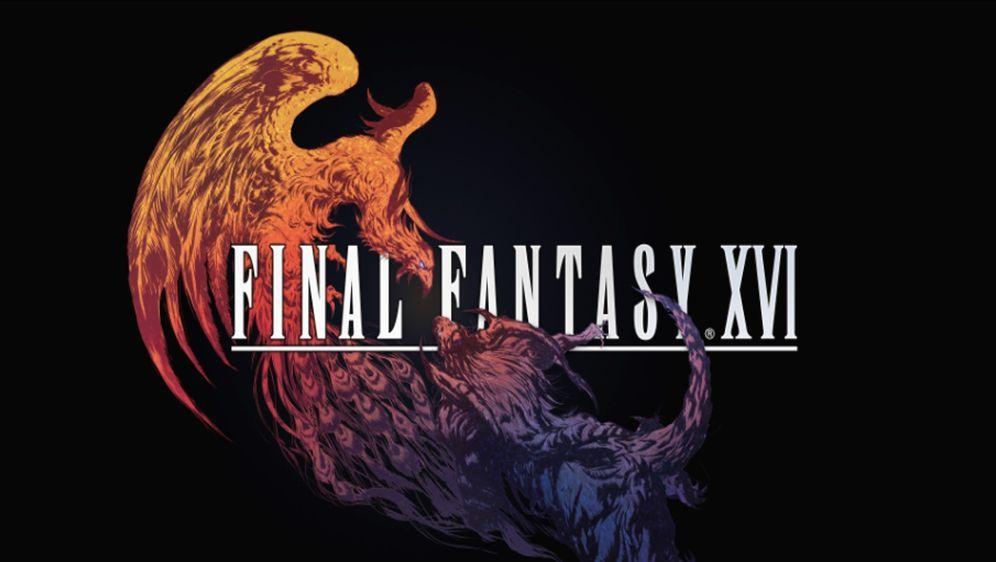 Das Logo von Final Fantasy 16 steht ganz in der Tradition der Reihe. - Bildquelle: Square Enix