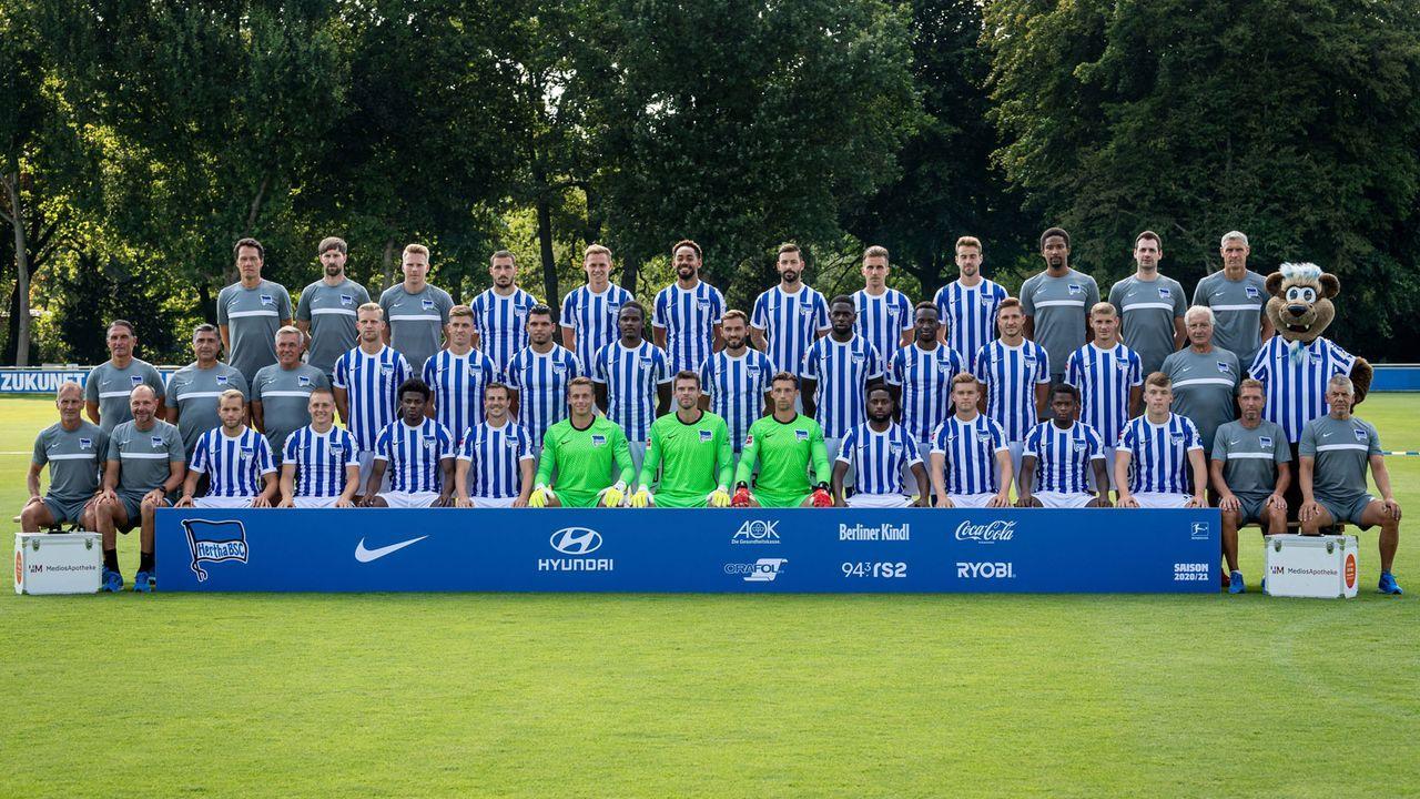 Platz 5: Hertha BSC - Bildquelle: imago images/Camera 4