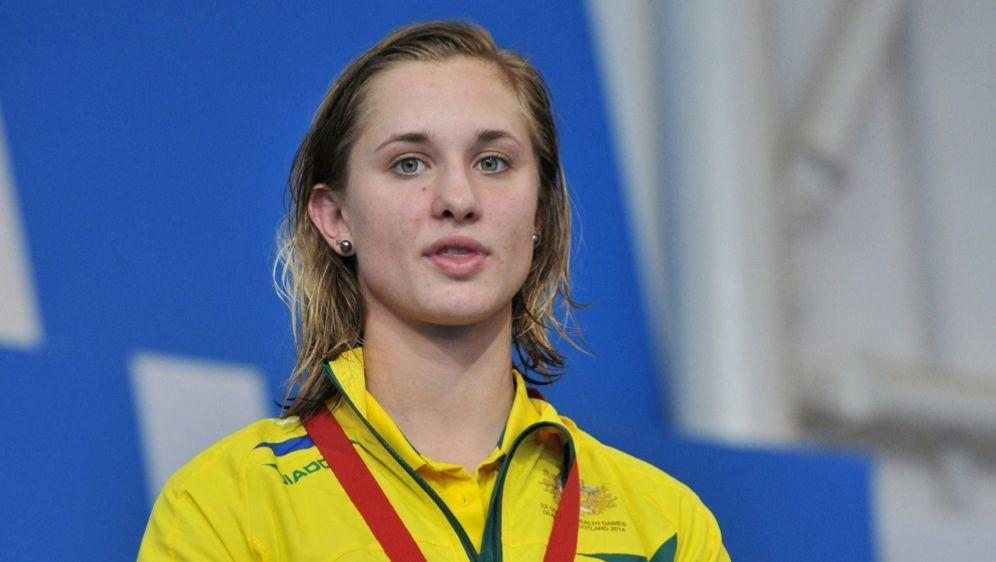 Die olympische Medaillengewinnerin Maddie Groves - Bildquelle: AFPSIDGLYN KIRK