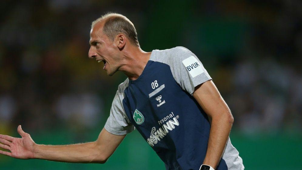 Oliver Barth wird Co-Trainer beim VfL Bochum - Bildquelle: FIROFIROSID