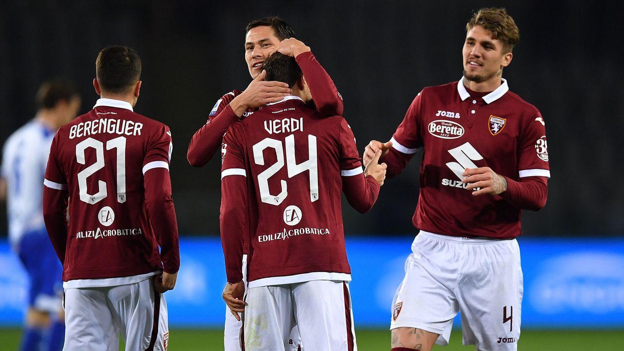 16. FC Turin - Bildquelle: 2020 Getty Images