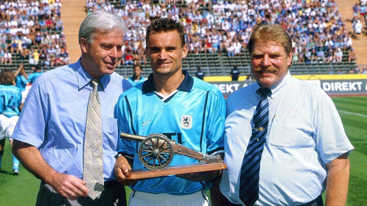 Saison 1999/00 - Bildquelle: Imago Images