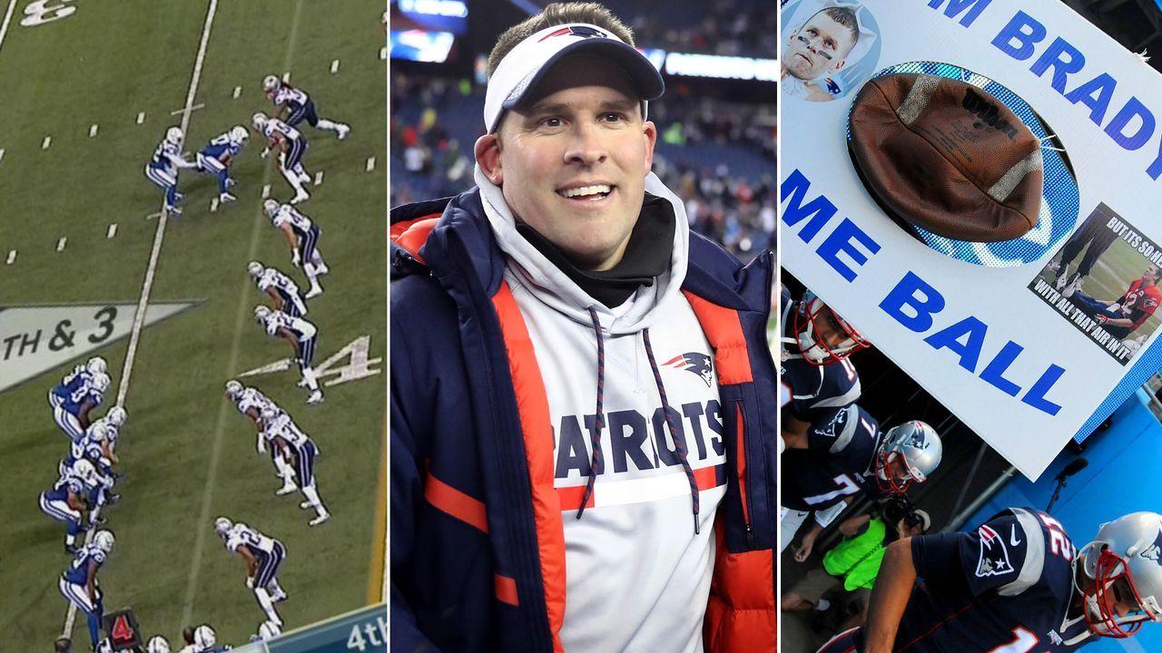 New England Patriots vs. Indianapolis Colts: Duell mit Vorgeschichte