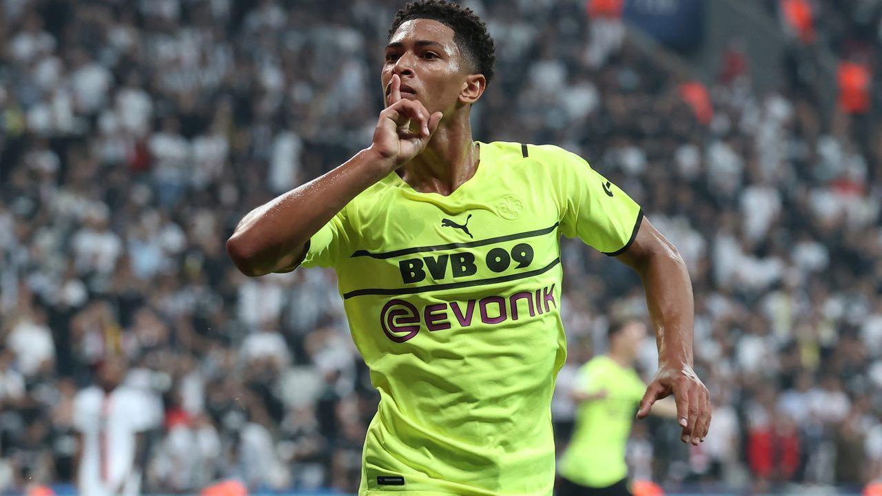 Bundesliga (acht Nominierte) - Bildquelle: 2021 Getty Images