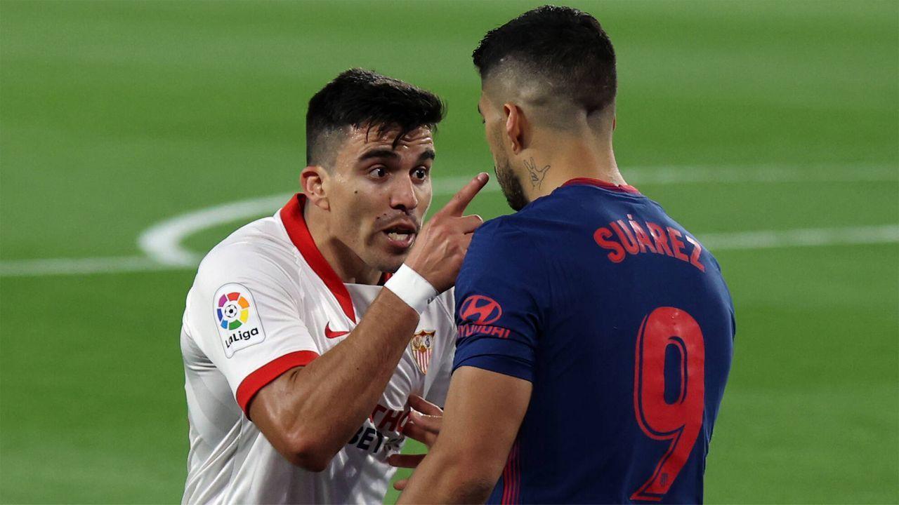 Kann sich der FC Sevilla nochmal einschalten? - Bildquelle: Imago Images