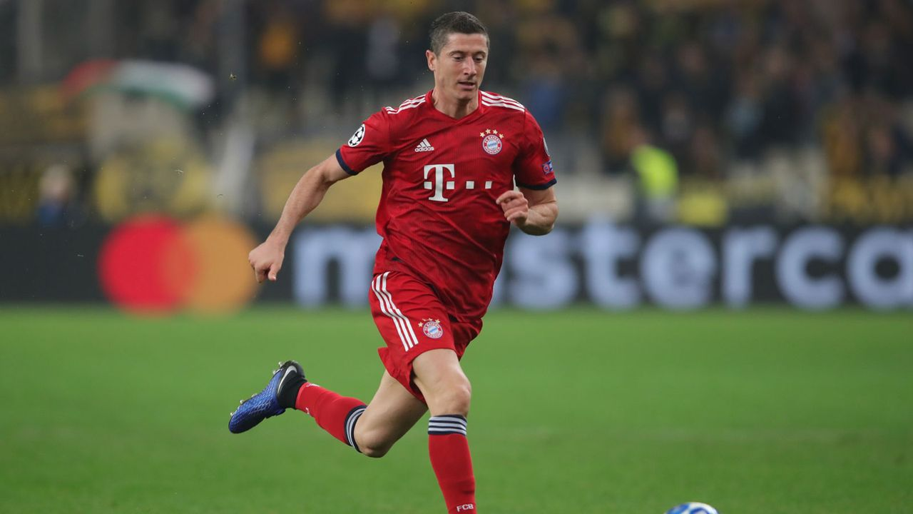 Robert Lewandowski - Bildquelle: 2018 Getty Images