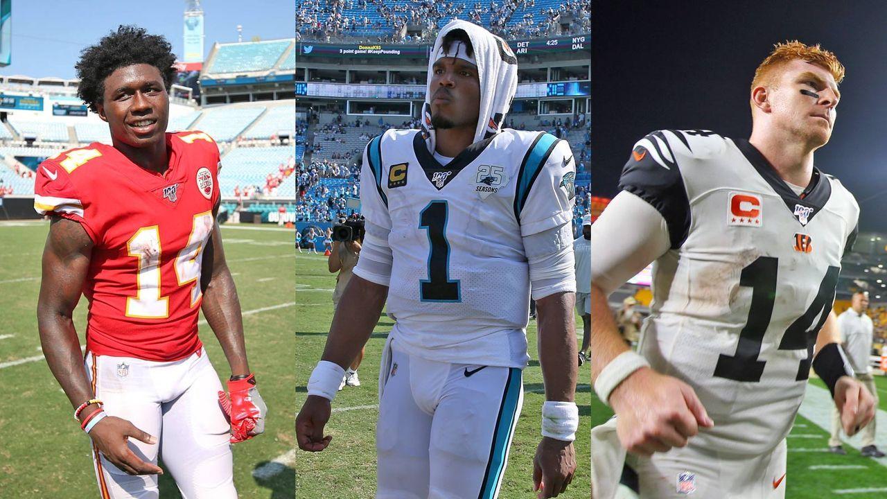 Watkins, Newton und Co.: Die Cut-Kandidaten der NFL-Teams - Bildquelle: getty/imago