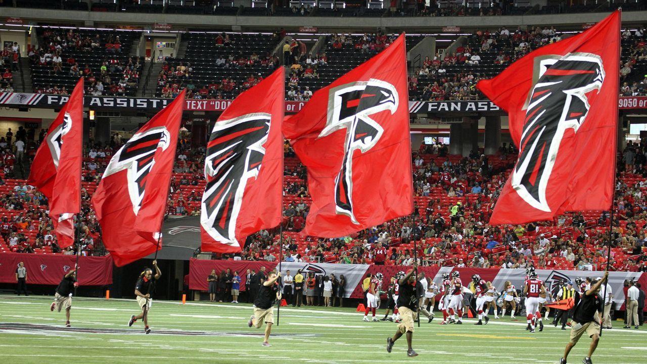 Atlanta Falcons - Bildquelle: imago/ZUMA Press
