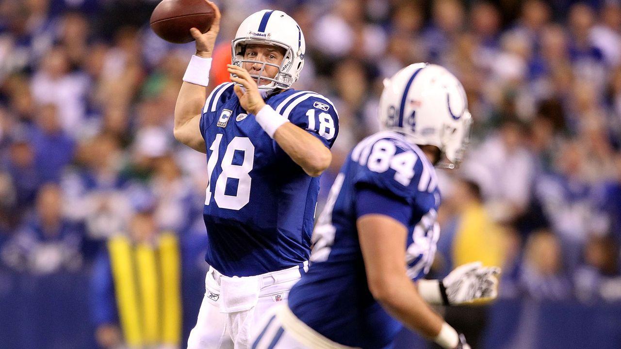 Platz 3: Peyton Manning - Bildquelle: Getty Images