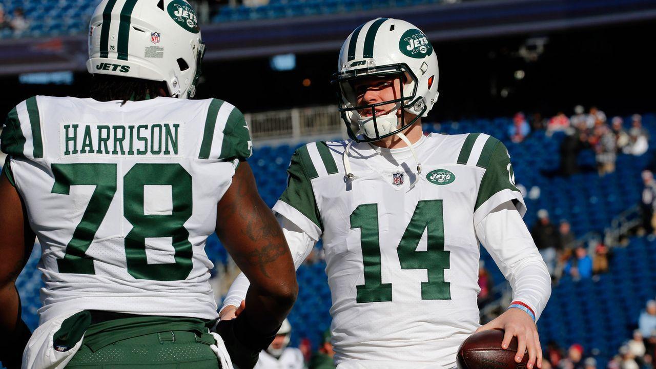 New York Jets - Bildquelle: 2018 Getty Images