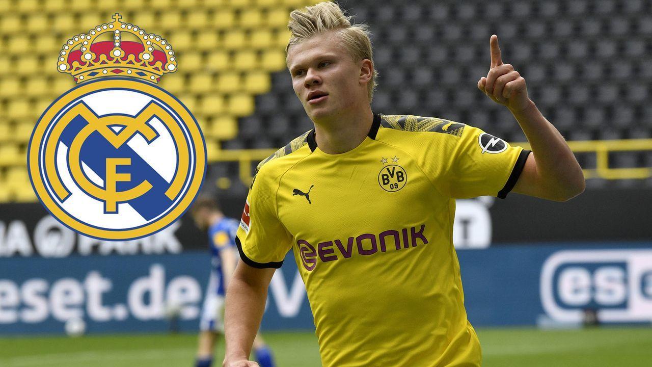 Erling Haaland (Borussia Dortmund) - Bildquelle: Getty Images