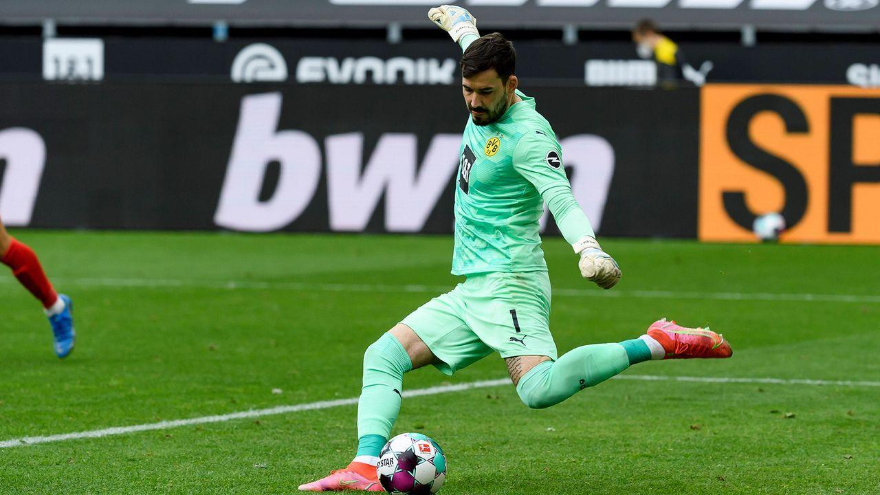 Tor: Borussia Dortmund - Bildquelle: Imago Images