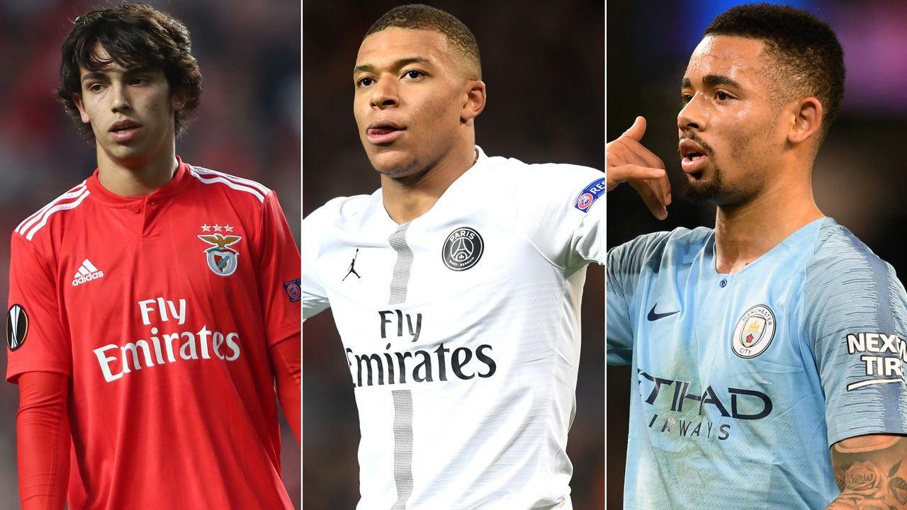 Top 10: Die teuersten Transfers von U19-Spielern in der Geschichte - Bildquelle: Getty Images