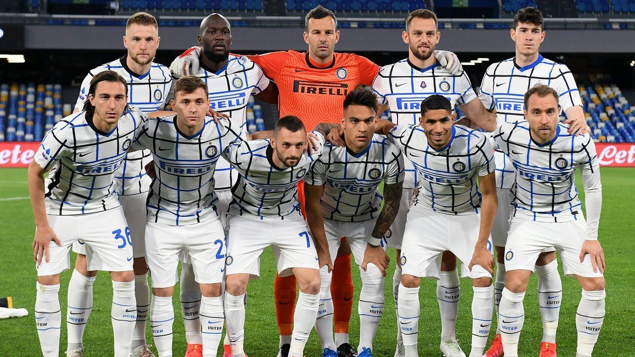Inter Mailand - Bildquelle: Getty