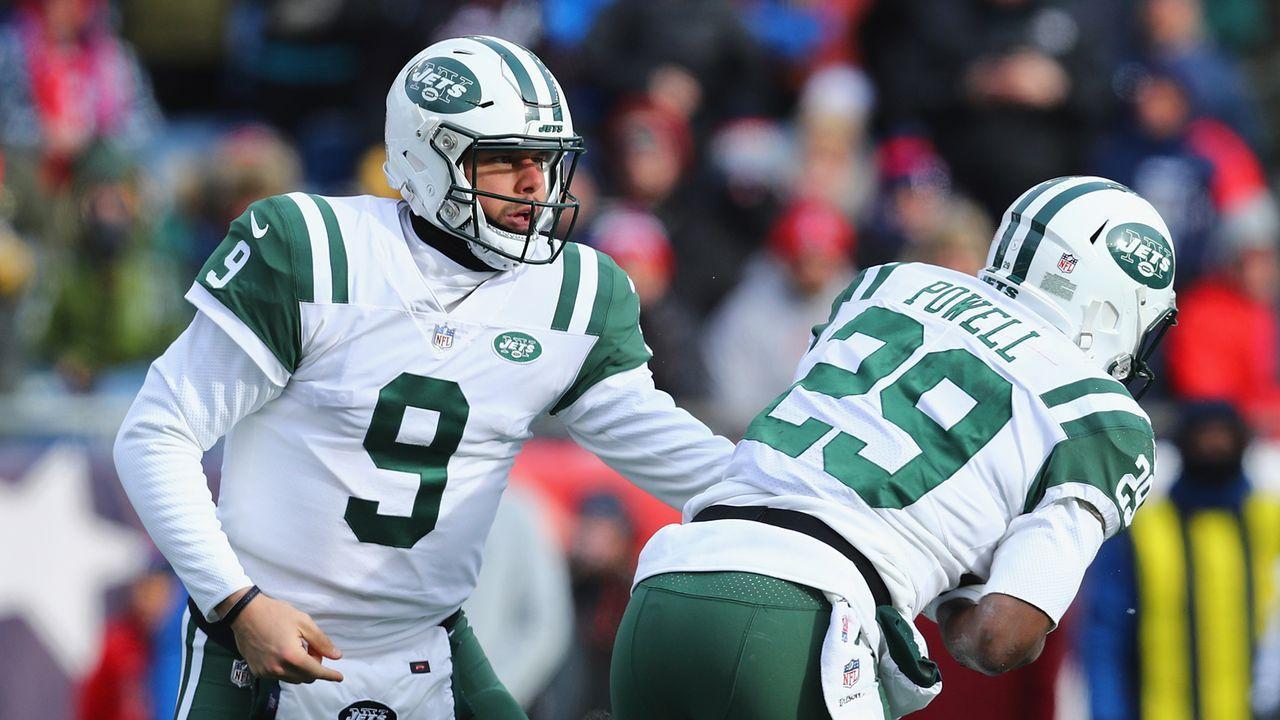 Platz 29: New York Jets - Bildquelle: 2017 Getty Images