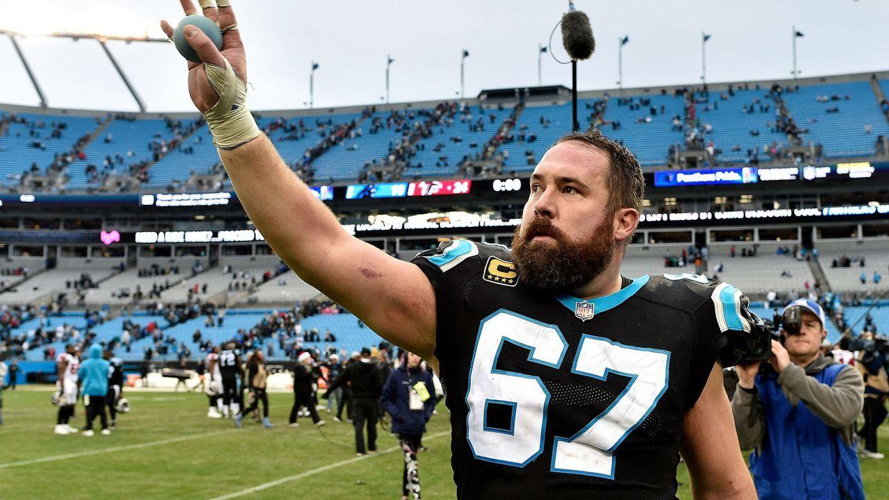 Ryan Kalil (Rücktritt mit 33 Jahren) - Bildquelle: Getty Images