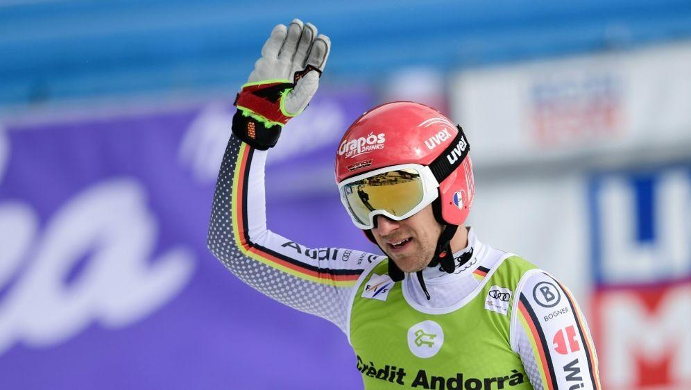 Josef Ferstl wird wohl kein Rennen im Weltcup verpassen - Bildquelle: AFPSIDJAVIER SORIANO
