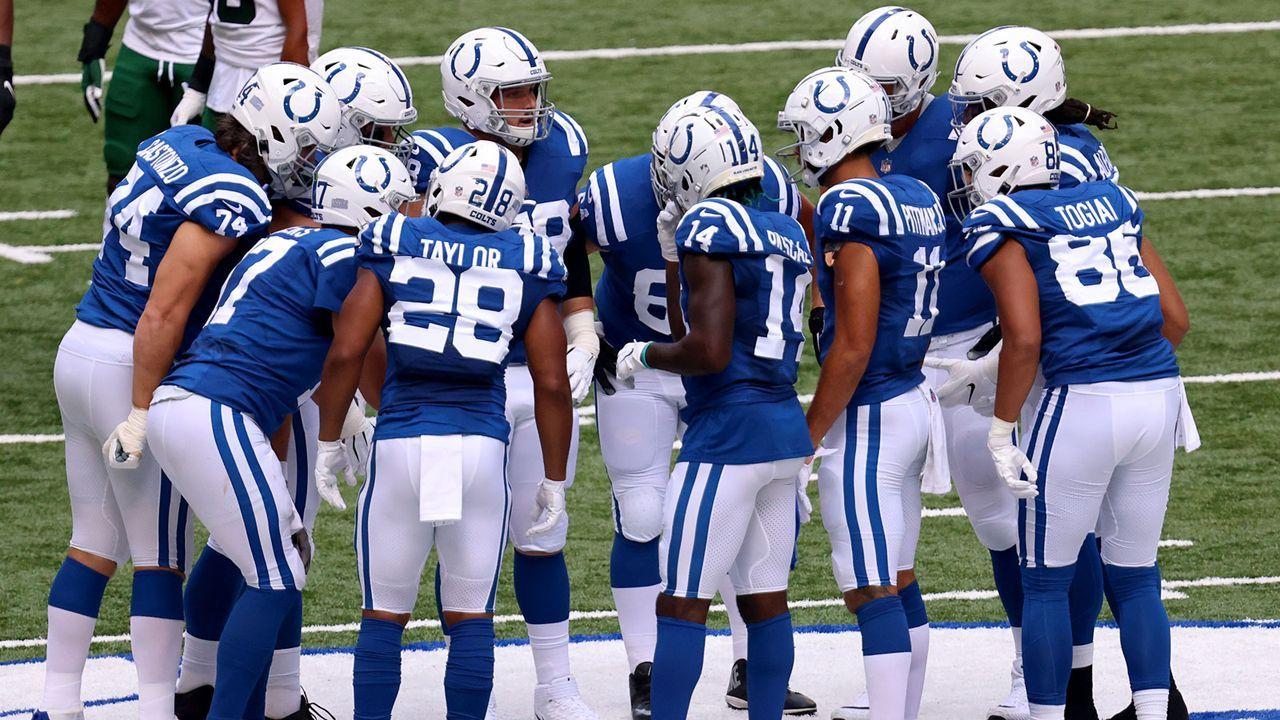 Indianapolis Colts - Bildquelle: Getty Images