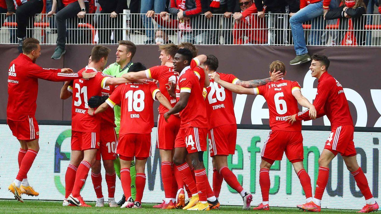 Platz 15: Union Berlin (2,03 Millionen Euro) - Bildquelle: imago images/Picture Point LE