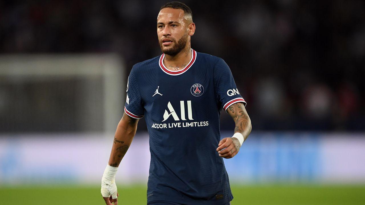 Neymar (Paris St. Germain) - Bildquelle: 2021 Getty Images