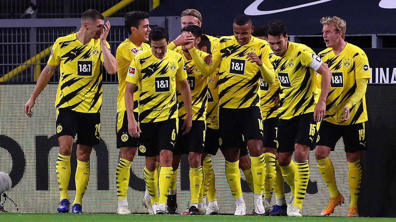BVB dominiert Derby gegen Schalke - Bildquelle: Getty Images