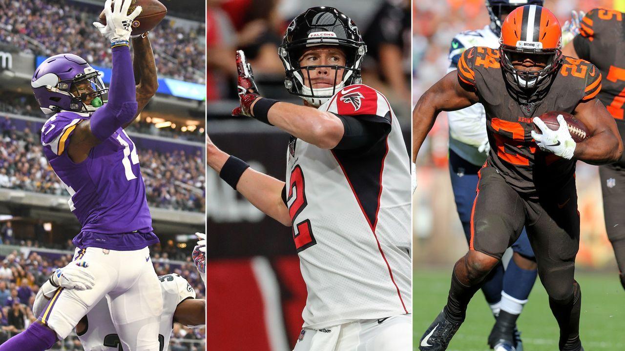 NFL Fantasy Manager: Das Top-Team aus Week 6 - Bildquelle: 2018 Getty Images