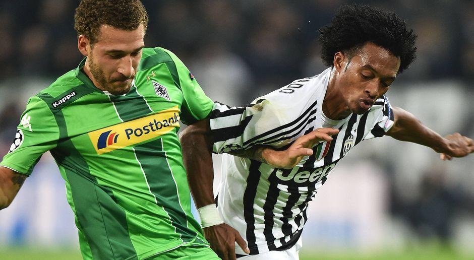 Juventus Gegen Mönchengladbach