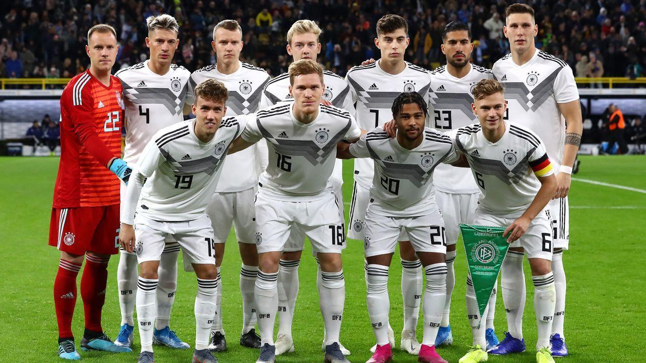 Das DFB-Team gegen Argentinien in der Einzelkritik - Bildquelle: imago