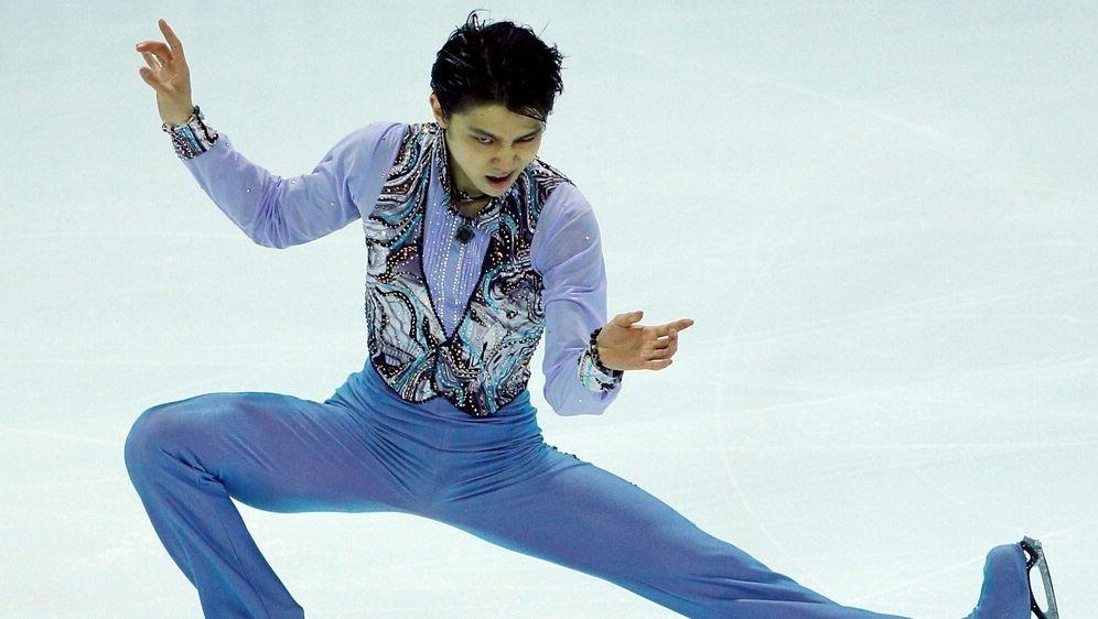 Yuzuru Hanyu fehlt beim Grand-Prix-Finale - Bildquelle: PIXATHLONPIXATHLONSID