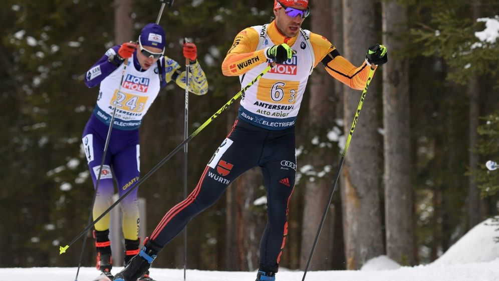 Die deutschen Biathleten bleiben ohne Medaille - Bildquelle: AFPSIDMARCO BERTORELLO