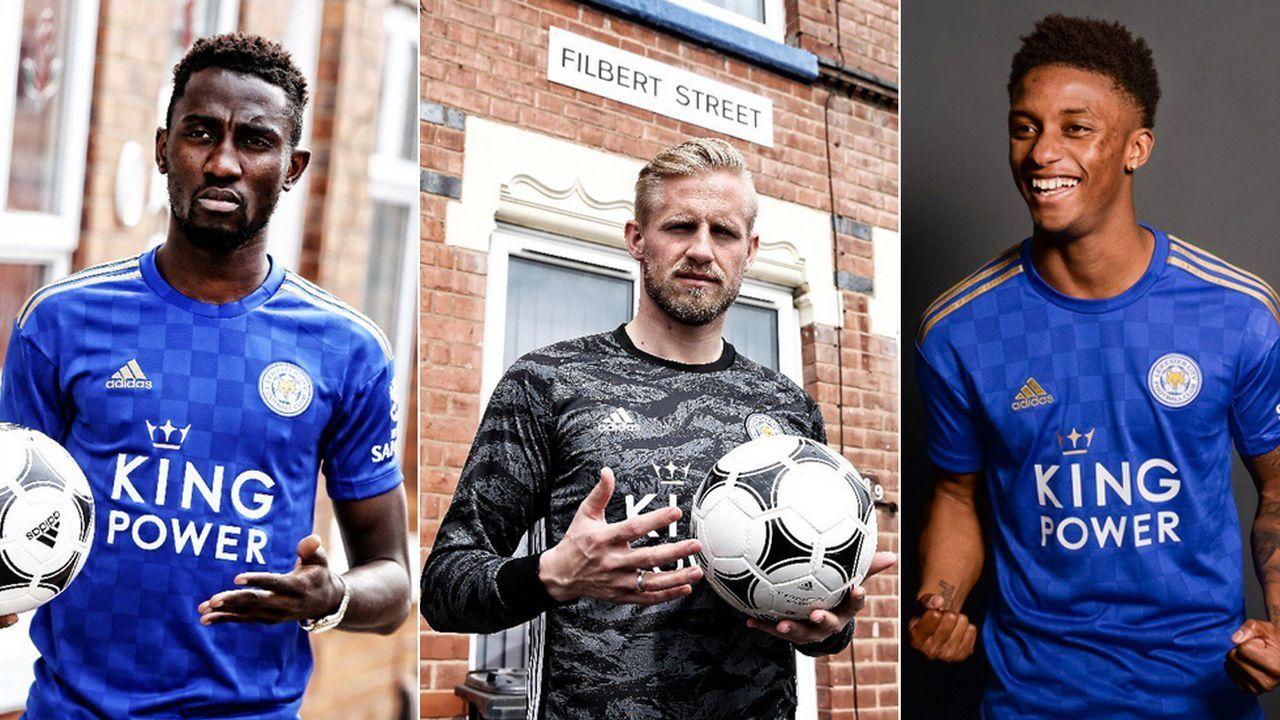 Leicester City - Bildquelle: Twitter / @LCFC