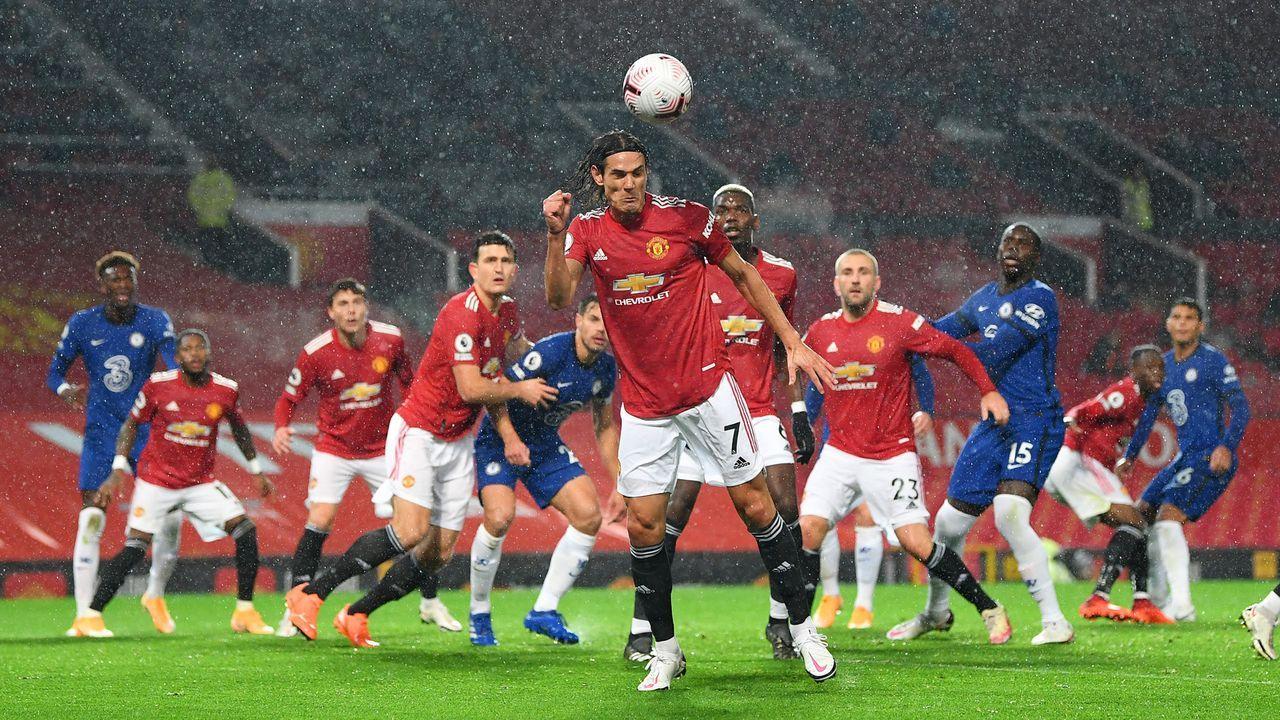 Manchester United  - Bildquelle: 2020 Getty Images