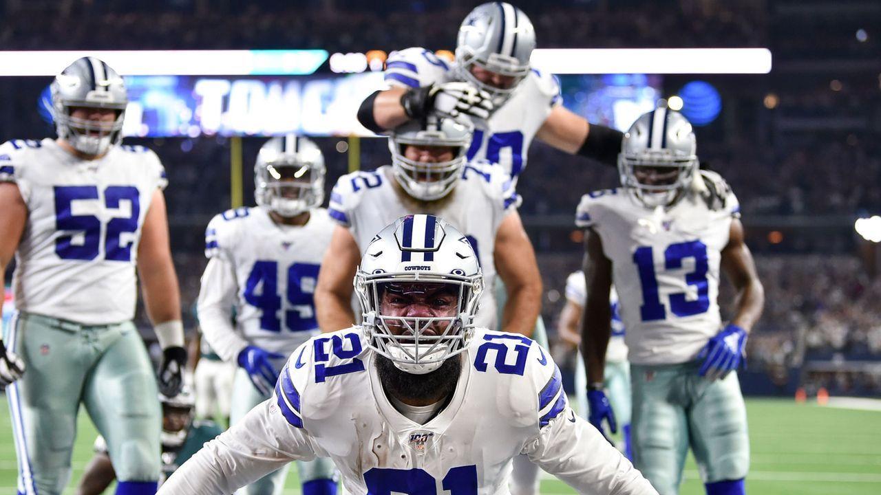 Rushing Offense: Dallas Cowboys - Bildquelle: imago