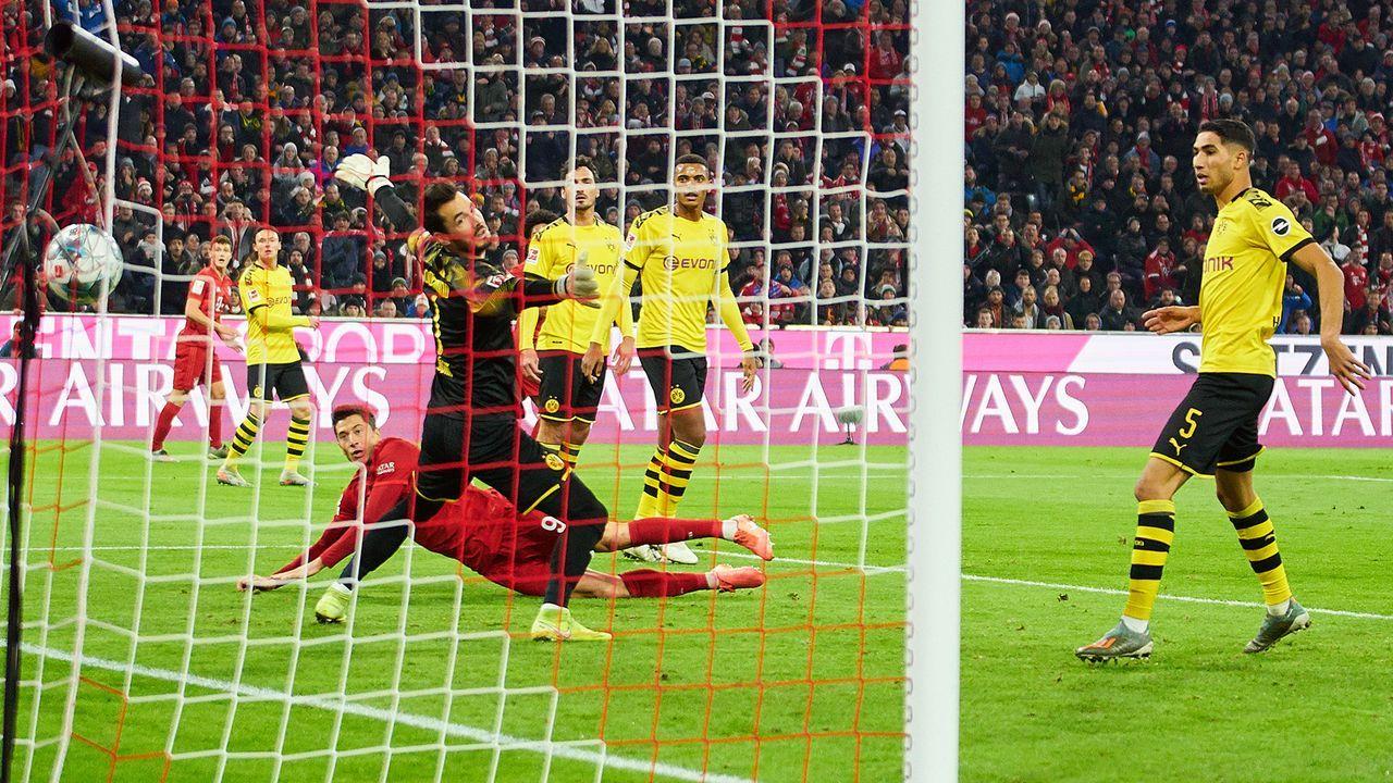 Erstes Bundesliga-Spiel gegen Dortmund - Bildquelle: imago images/ActionPictures