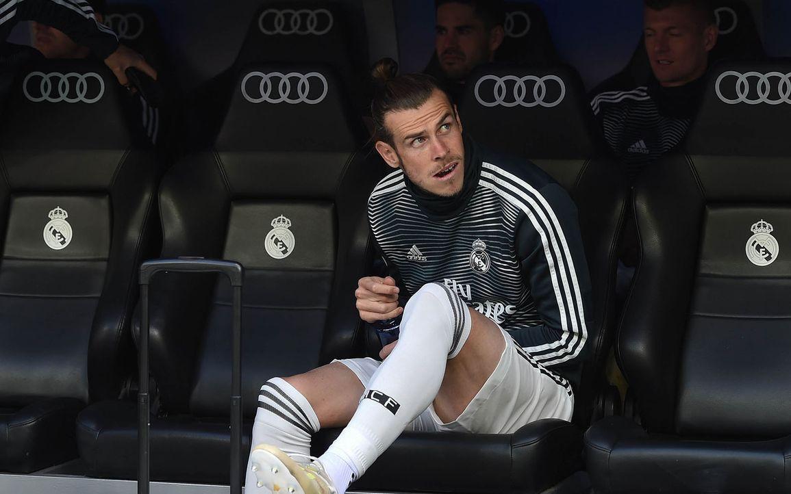 Gareth Bale - Bildquelle: 2019 Getty Images