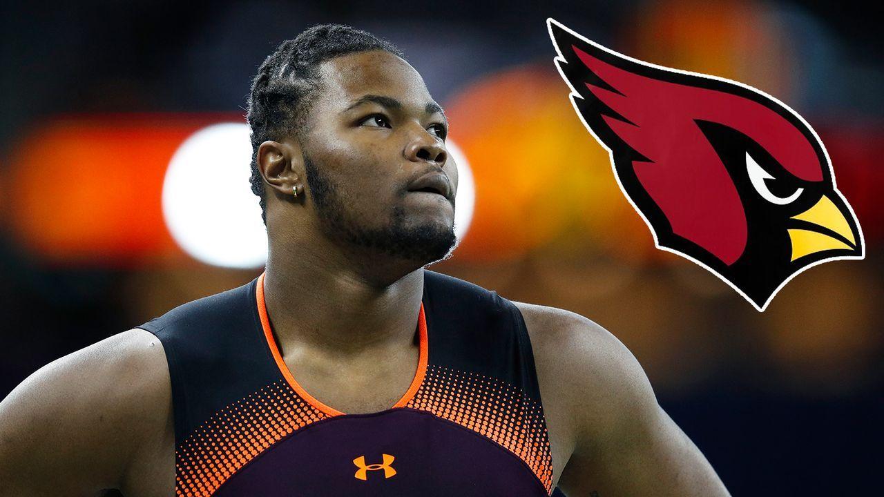 Pick 4: Rashan Gary - Arizona Cardinals