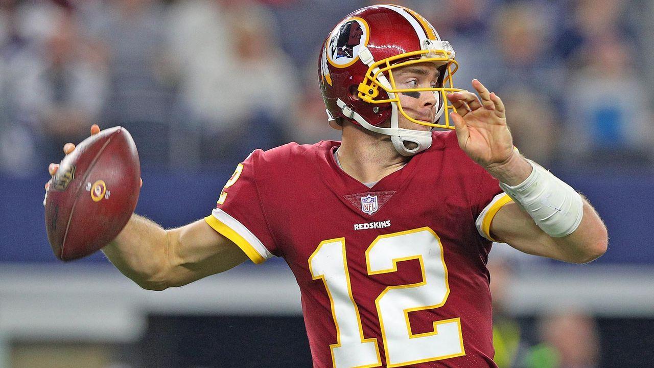 Colt McCoy (Washington Redskins) - Bildquelle: Getty