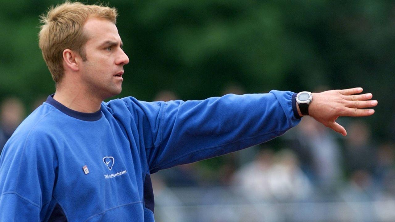 Hansi Flick ist Cheftrainer von Hoffenheim - Bildquelle: Imago