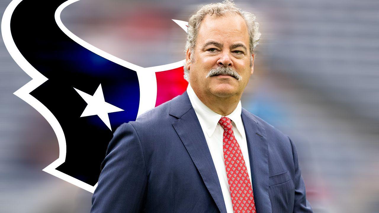 GM-Suche: Texans zahlen Beraterfirma Hunderttausende Euro und ignorieren Rat - Bildquelle: Getty Images