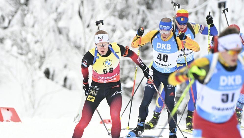 Der Biathlon-Weltcup in Oberhof - Bildquelle: AFPSIDTOBIAS SCHWARZ