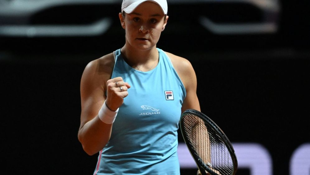 Ashleigh Barty gewinnt das WTA-Turnier in Stuttgart - Bildquelle: AFPPOOLSIDMARIJAN MURAT