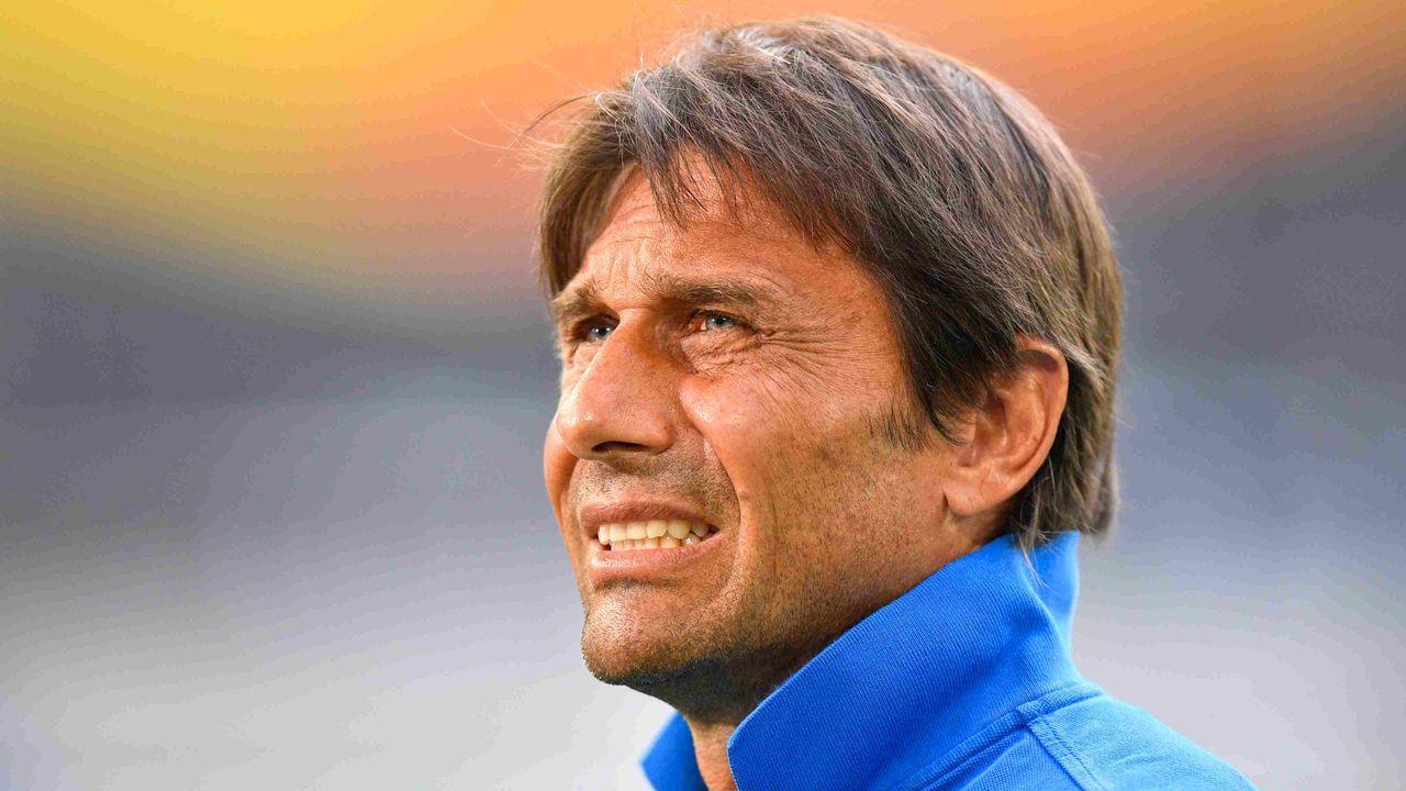 Inter-Trainer Antonio Conte wird um fast 28 Millionen Euro betrogen - Bildquelle: getty
