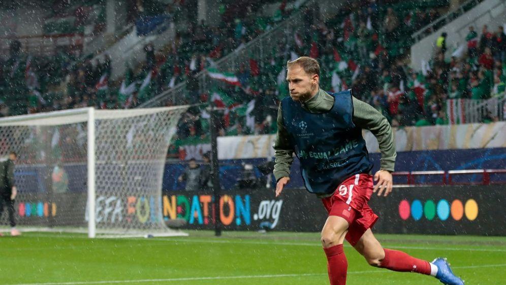 Höwedes schoss im Derby gegen ZSKA Moskau das Siegtor - Bildquelle: FIROFIROSID