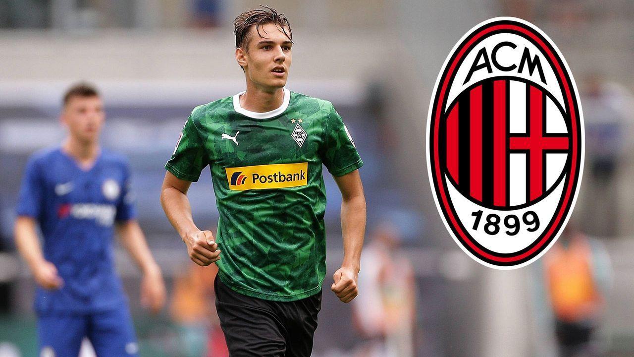 Florian Neuhaus (Borussia Mönchengladbach) - Bildquelle: Getty Images
