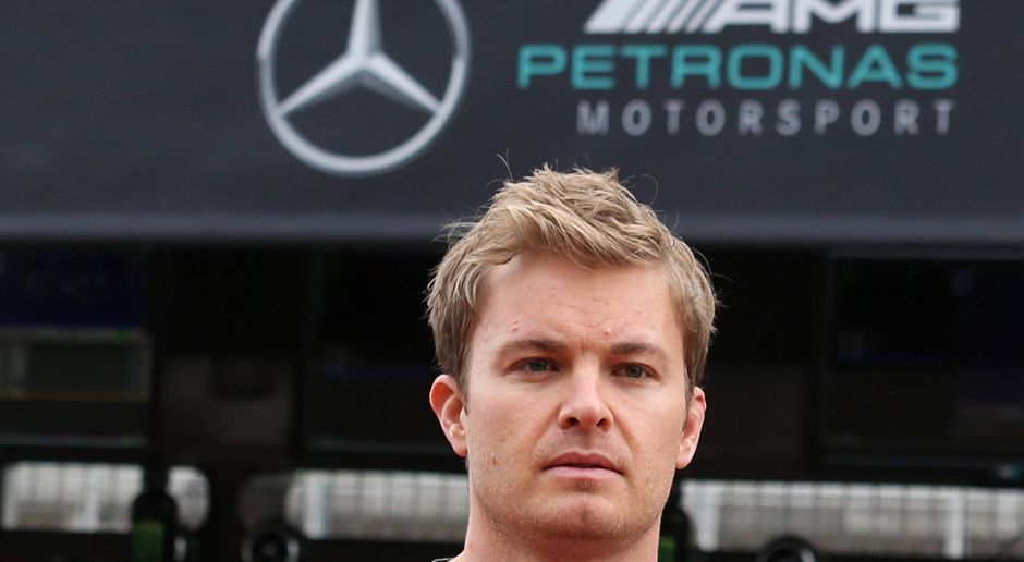 Nico Rosberg - Bildquelle: imago/Eibner