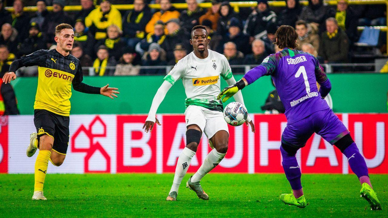 Yann Sommer (Borussia Mönchengladbach) - Bildquelle: imago